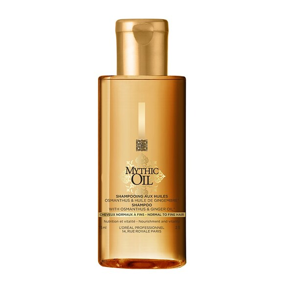 Mythic Oil Shampoo Mini - Normales bis Feines Haar, L'OREAL PROFESSIONNEL